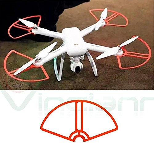 4x-bumper-spart-Propeller-ORIGINAL-Xiaomi-Mi-Drohne-Schutz-schtzen