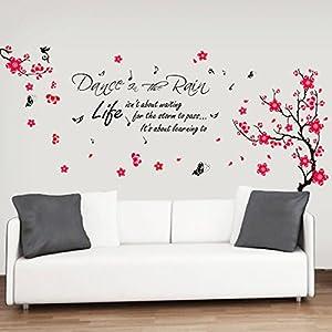 Walplus adesivi da parete per stanza dei bambini con for Stickers pareti