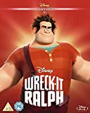 Wreck It Ralph - Limited Edition Artwork & O-ring [2013] [Blu-ray]