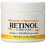 Puritan's Pride Retinol Cream, 2 oz, A 100,000 IU per oz from Good n Natural