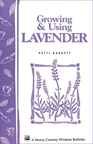 Growing & Using Lavender: Storey's Country Wisdom Bulletin A-155 (Storey Publishing Bulletin, a-155) by Patricia R. Barrett
