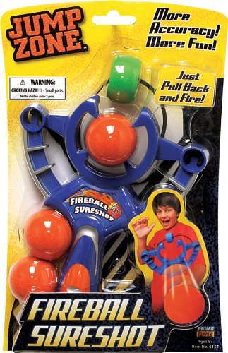Prime Time Toys Fireball Sureshot (Color May Vary) - 1