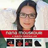 4 Albums Originaux Live