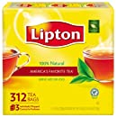 Lipton Tea, 100% Natural 312 ct