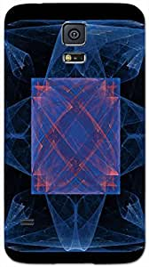 Timpax protective Armor Hard Bumper Back Case Cover. Multicolor printed on 3 Dimensional case with latest & finest graphic design art. Compatible with only Samsung Galaxy S-5. Design No :TDZ-20727