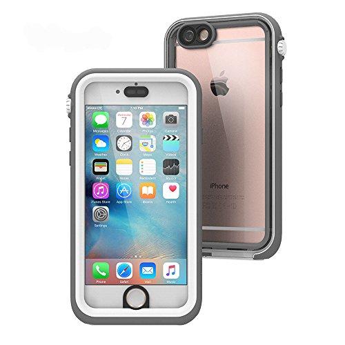 日本正規代理店品catalyst iPhone 6/6s 5m完全防水 / 防塵 /耐衝撃ケース ホワイト  CT-WPIP154-WT