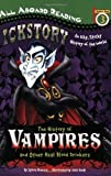 img - for The History of Vampires and Other Real Blood Drinkers (All Aboard Reading) book / textbook / text book