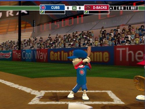 backyard baseball 2009 playstation 2 software video game software