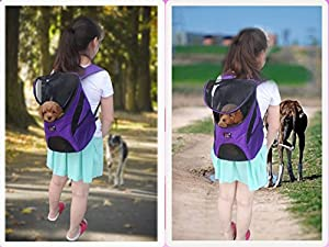 Greenery Multi-use Breathable Mesh Cover Durable Nylon Pet Puppy Dog Cat Small Animals Outdoor Travel Carrier Backpack Front Chest Bag Shoulder Handbag