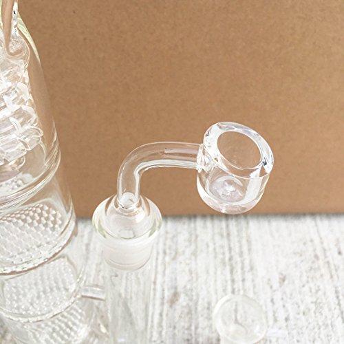DuaTR-Glass-Green-Square-Slide-Bowl-Layer-Glass-Pipe
