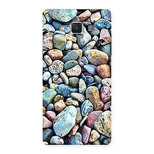 Ajay Enterprises Wonderful Pebbles Multicolor Back Case Cover for Samsung Galaxy A5