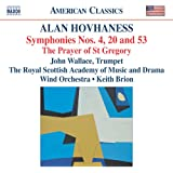 Hovhaness: Symphonies Nos. 4, 20 And 53