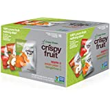 Crispy Green 100% All Natural Freeze-Dried Fruits, Fruit Variety Pack, 0.36 Ounce (16 Count)
