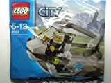 LEGO City: Police Helicopter Set 4991 (Bagged)