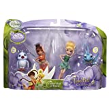 Disney Fairies Tinkerbell and Fawn 4.5