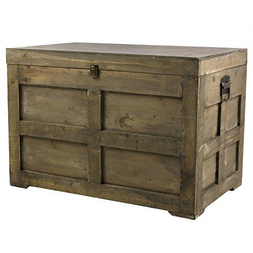 malle en bois les bons plans de micromonde. Black Bedroom Furniture Sets. Home Design Ideas