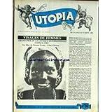 UTOPIA CINEMAS [No 36] du 14/08/1985 - VISAGES DE FEMMES - CANNES 1985 - UN FILM DE DESIRE ECARE - COTE D'IVOIRE...