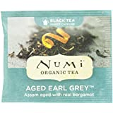 Numi Aged Earl Grey, 100 Count