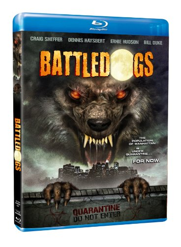 Image of Battledogs Blu-ray]