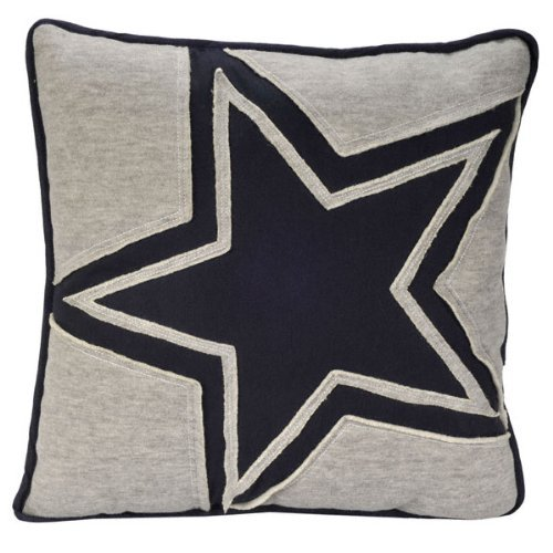 NFL Dallas Cowboys Reverse Apllique Pillow