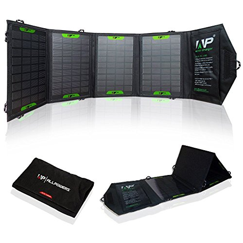 AP® 16W Solar Foldable Charger Folding Solar