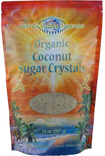 Coconut Sugar Crystals Pack Of 4