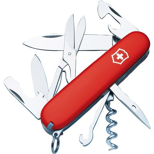 "Climber Army Knife 3.5""Blade Stainless Steel Resistant Rust Tweezers Hook"