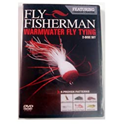 Fly Fisherman Warmwater Fly Tying DVD