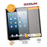 "atFoliX Displayschutzfolie f�r Apple iPad Mini (2 St�ck) - FX-Antireflex: Displayschutz Folie antireflektierend! H�chste Qualit�t - Made in Germany!von ""Displayschutz@FoliX"""