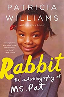 Book Cover: Rabbit: The Autobiography of Ms. Pat