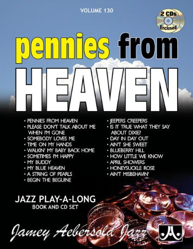 Sroiving w252ebook pdf ebook play a long series vol 130 pdf ebook play a long series vol 130 pennies from heaven book 2 cd set by jamey aebersold play a long series fandeluxe Images