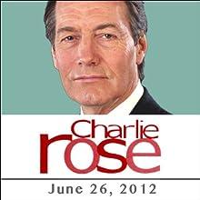 Charlie Rose: Marco Rubio, June 26, 2012  by Charlie Rose
