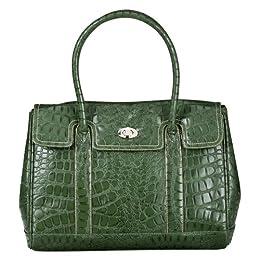 Green Merona Tote