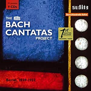 Bach - Rias Bach Cantatas Project - Amazon.com Music