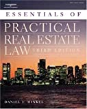 img - for Practical Real Estate Law: The Essentials: 3rd (Third) edition book / textbook / text book