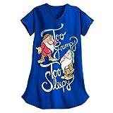 Grumpy and Sleepy Womens' Nightshirt