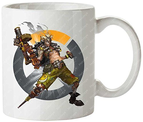 Junkrat Overwatch Coffee Mug