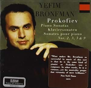 Prokofiev: Piano Son Nos 2 3