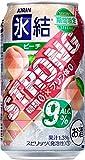 キリン 氷結ストロング ピーチ 缶 350ml×24本