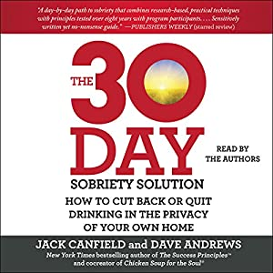 The 30-Day Sobriety Solution Audiobook