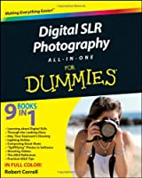 Digital SLR Photography All-in-One For Dummies ebook download
