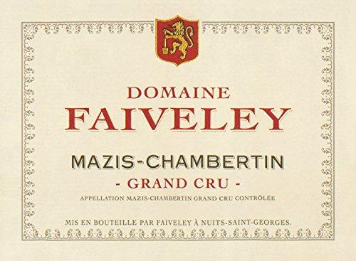 2010 Joseph Faiveley - Mazis Chambertin Grand Cru Burgundy 750 Ml