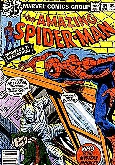 Amazing Spider-Man (1963 series) #189 D.STEPHENS (Amazing Spiderman 189 compare prices)