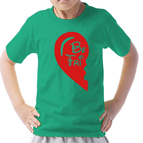 Unbranded products Mickey left best friends short sleeve simple tee shirt XS Irish Green