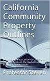 California Community Property  (Prime Members Can Read Free!): e book, Value Bar Prep books BBW black letter law  - 6 published bar exam essays - LOOK INSIDE! !