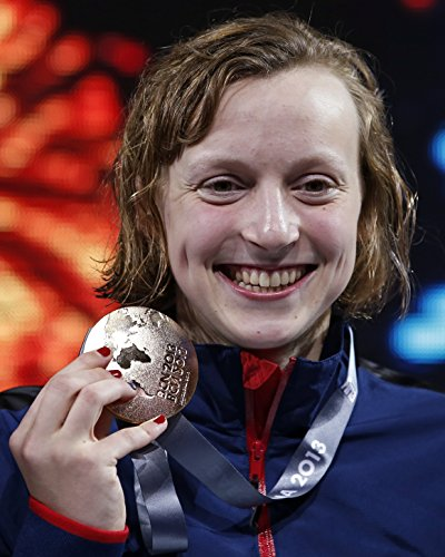 Katie Ledecky / Olympic Gold Medalist 8 x 10 GLOSSY Photo Picture (Katie Sharp compare prices)