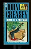 Death of a Postman (006080890X) by Creasey, John
