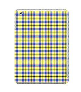 EPICCASE lemon checks Mobile Back Case Cover For Apple Ipad Mini 3 (Designer Case)