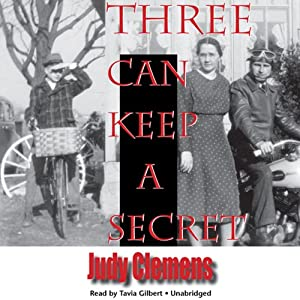 Three Can Keep a Secret: A Stella Crown Mystery | [Judy Clemens]