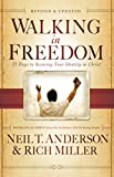 img - for Walking in Freedom: 21 Days to Securing Your Identity in Christ book / textbook / text book
